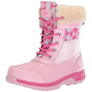 UGG Kids Butte II Patent Cwr Snow Boot